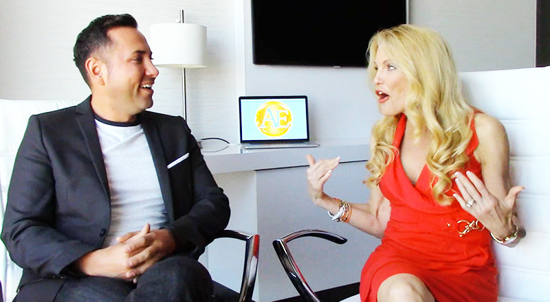 Abundant Entrepreneur Interview with Karl Moorei and Sabrina Truscott