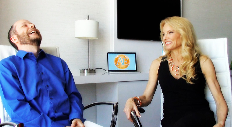 Abundant Entrepreneur Interview with Chris Cade and Sabrina Truscott