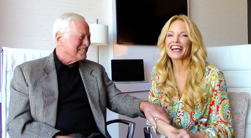 Abundant Entrepreneur Interview with Brian Tracy and Sabrina Truscott