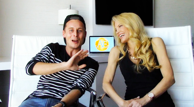 Abundant Entrepreneur Interview with Carl Harvey and Sabrina Truscott
