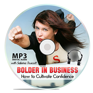 Abundant Entrepreneur - Bolder In Business - MP3