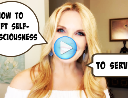 How to Turn Self-Consciousness into Service